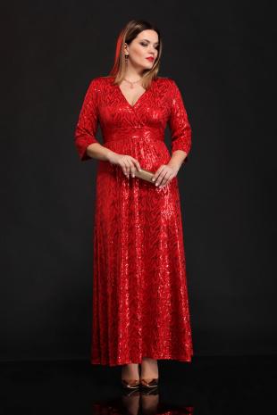 платье Lady Secret 3325 красный