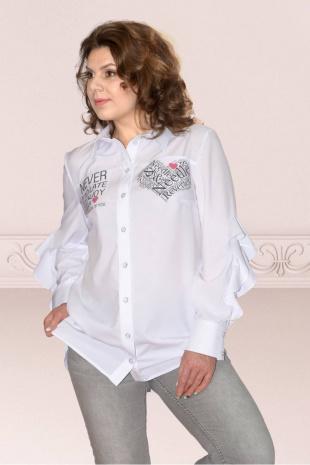 блуза Needle Ревертекс 388