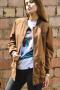 Куртки Rawwwr clothing 077 коричневый