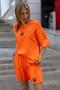 Шорты и велосипедки Rawwwr clothing 159 оранжевый