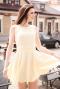 Платья и сарафаны Lady Line 423 желтый