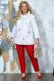 Alani Collection 1371 белый+красный