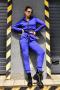 Rawwwr clothing НЗ018-начес синий