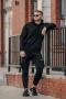 Rawwwr clothing 185-начес черный