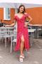 Платья и сарафаны Totallook 21-4-15 красный