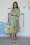Платья и сарафаны ARTiMODA 321-03 тропик_желтые