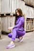 ВТ004 фиолетовый