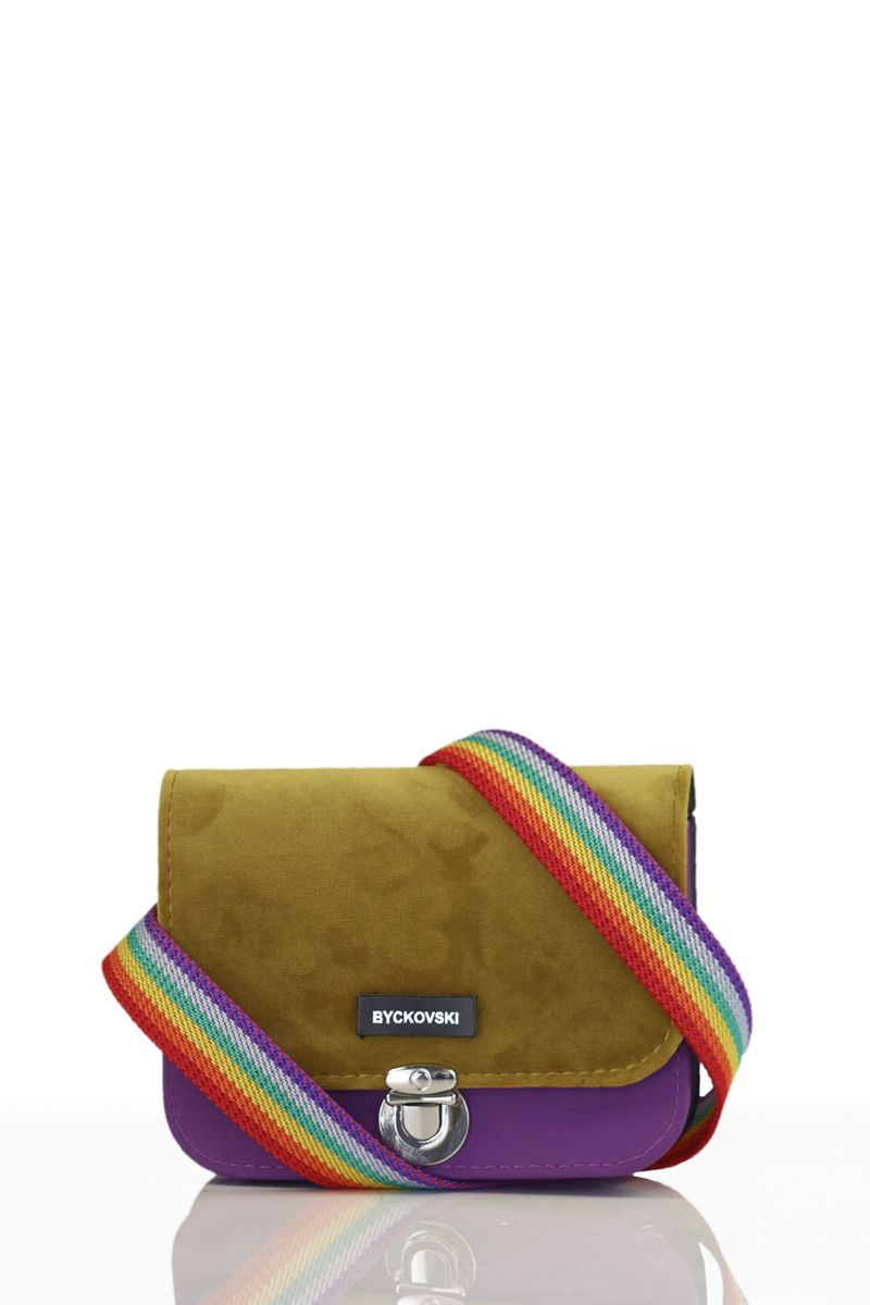 398ec0496ff4 Женская сумка BYCKOVSKI Романец (кожа)