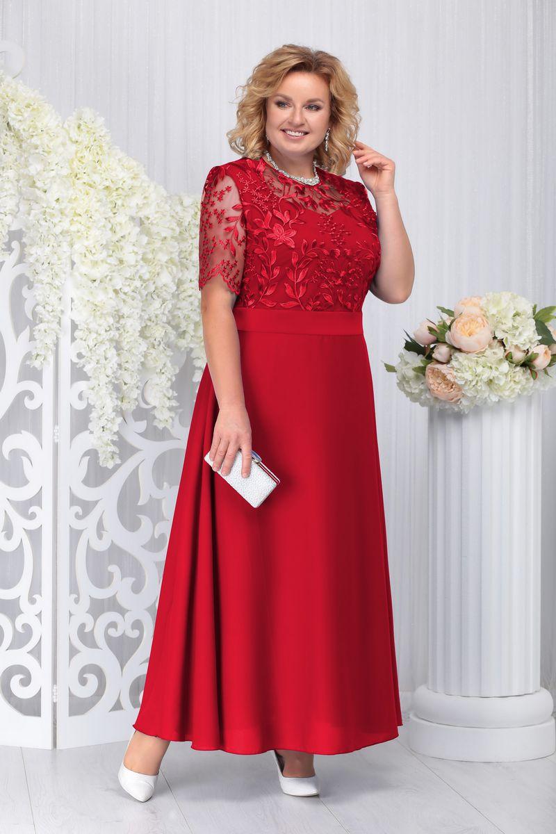 Шифоновое платье Ninele