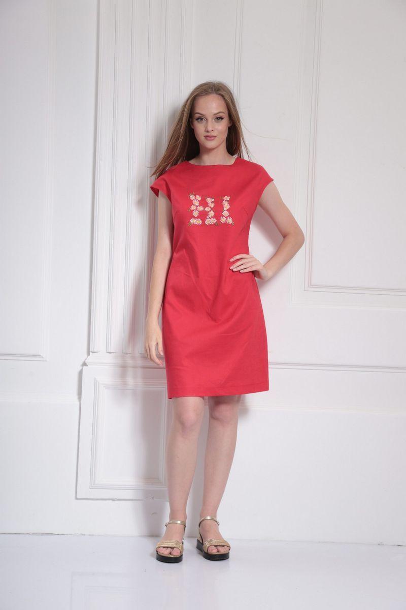Льняное платье AMORI