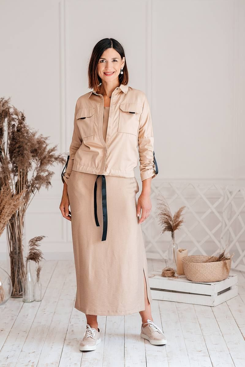 Женская куртка IL GATTO