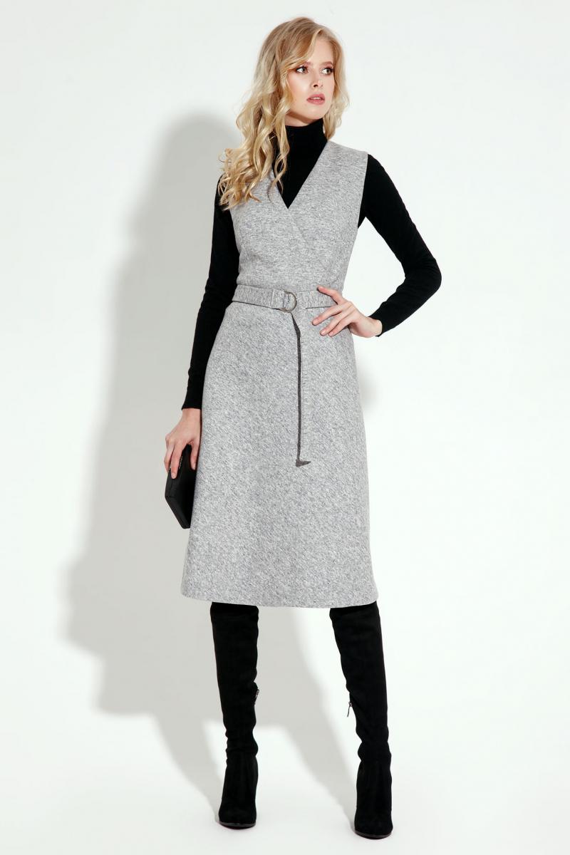 Трикотажное платье Prio