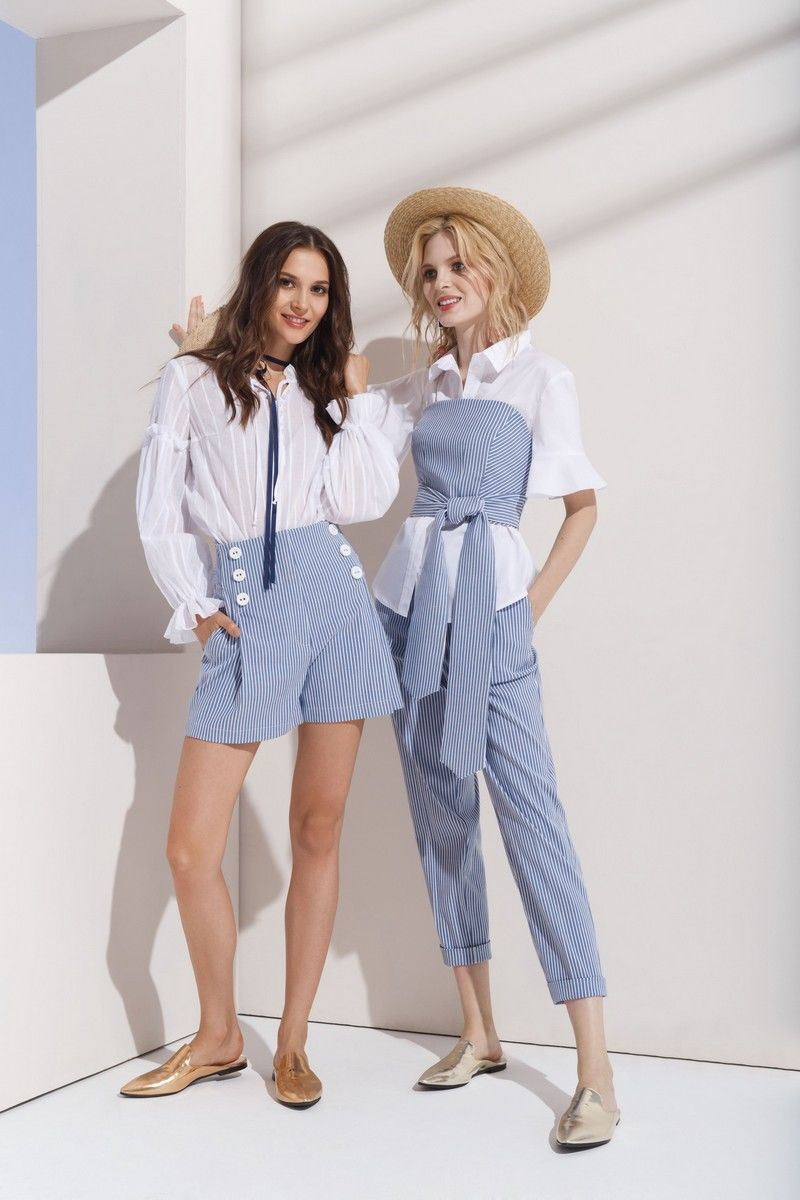 Женские брюки Alena Goretskaya