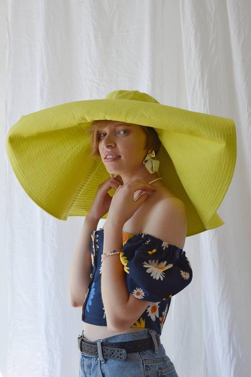 женские шапки TSURAN