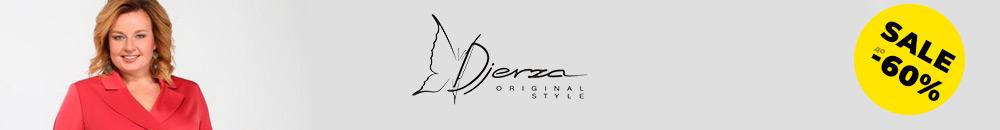 До 60% скидки на Djerza