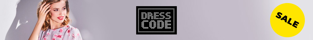 Акция на бренд DRESS CODE