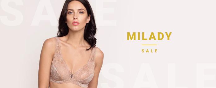 Ликвидация коллекции нижнего белья от Milady
