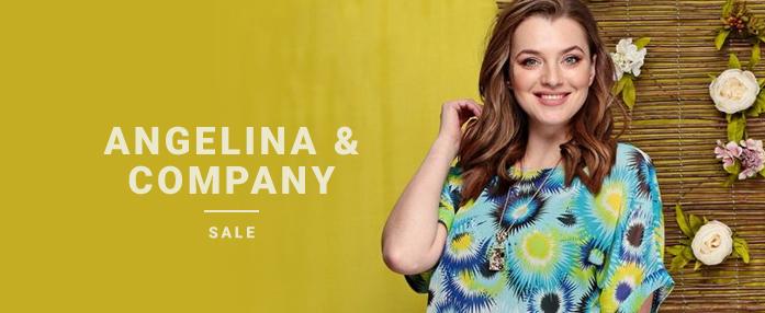 Распродажа бренда Angelina & Сompany