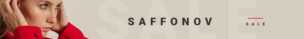 Распродажа модного бренда Saffonov